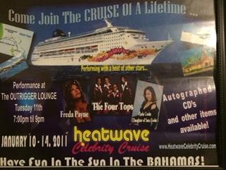 Norweigian Cruise Concert